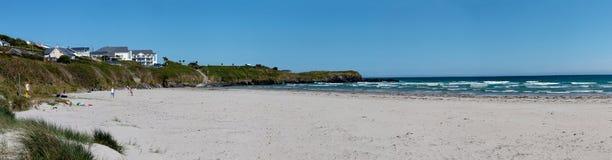 Гавань Clonakilty - взгляд пляжа Inchydoney Стоковое Изображение
