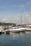 гавань falmouth стоковые изображения