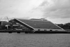 гавань hamburg Стоковое фото RF