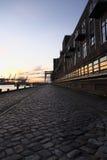 гавань hamburg стоковые изображения rf