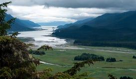 Гавань Juneau стоковая фотография