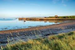 Гавань Lindisfarne Стоковая Фотография RF