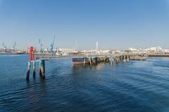 Гавань Lorient стоковые изображения