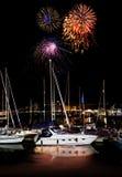 гавань portsmouth Великобритания стоковые изображения