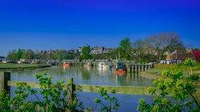 Гавань Rye стоковое фото