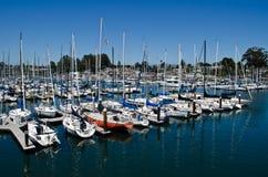 Гавань Santa Cruz Стоковые Изображения