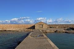 гаван venetian стена Стоковая Фотография