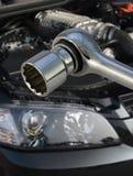 гаечный ключ гнезда двигателя Стоковые Фотографии RF