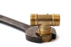 гаечный ключ стоковая фотография