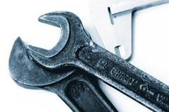 гаечный ключ стоковое фото rf