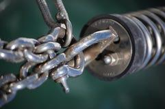 Гаечный ключ и зубило Стоковое Изображение RF