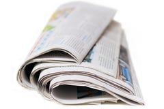 Газеты Стоковые Изображения