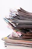Газеты Стоковая Фотография RF