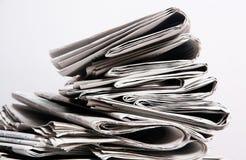 Газеты Стоковые Фото