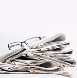 Газеты Стоковое Изображение RF
