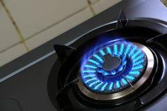 Газовая горелка стоковое изображение