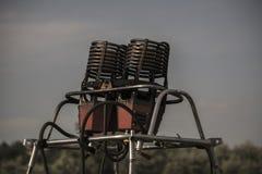 Газовая горелка воздушного шара Стоковое Фото