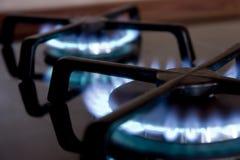 газовая плита Стоковые Фотографии RF