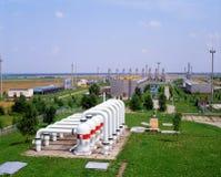 газовая промышленность Стоковые Фотографии RF