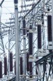 Газовая промышленность в мощном HDR обрабатывая влияние Стоковое Фото