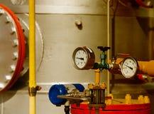 Газовая промышленность стоковое фото