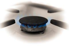 Газовая плита Стоковые Фото