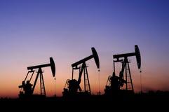 газовое маслоо Стоковая Фотография