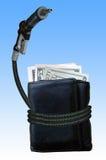 газовые цены Стоковое фото RF