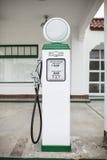 газовый насос ретро Стоковые Фото