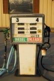 газовый насос Стоковые Изображения