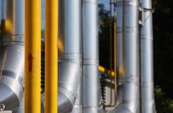 газопровод Стоковое Изображение RF