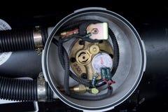 Газ датчика Стоковая Фотография RF