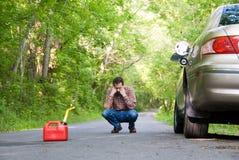 газ вне стоковая фотография rf