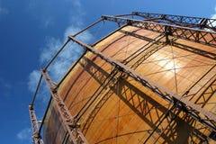 газ контейнера Стоковые Изображения