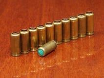 газ патронов Стоковая Фотография