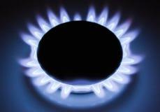 газ пламени Стоковое Изображение RF