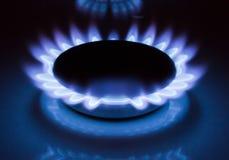 газ пламени Стоковые Изображения