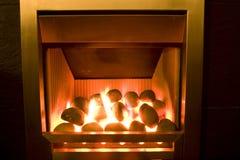 газ пожара Стоковое Изображение