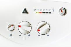 газ рассмотрения оборудования боилера Стоковая Фотография RF