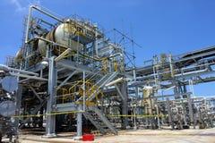 газ фабрики Стоковое Фото
