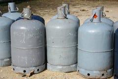 газ цилиндров Стоковые Изображения RF