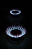газ Стоковые Фото