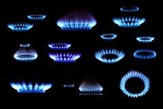 газ Стоковые Фотографии RF