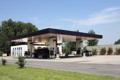 газ station2 Стоковые Изображения RF