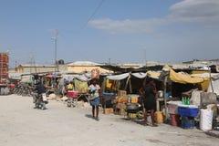 Гаитянская и доминиканская граница Стоковые Фотографии RF