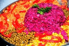 Гаитянская кухня Стоковые Фотографии RF