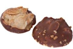 гайка конфеты Стоковые Изображения