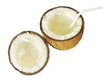 гайка одно кокосов Стоковая Фотография