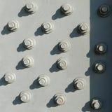 Гайки - и - болты Стоковая Фотография RF