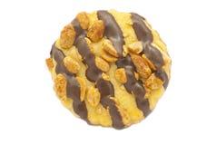 гайки печенья шоколада Стоковое Изображение RF